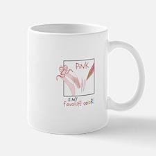 My Favorite Color Mugs