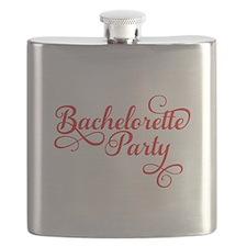 Bachelorette Party Flask