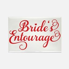 Brides Entourage Magnets