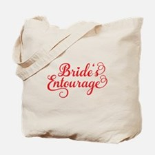 Brides Entourage Tote Bag