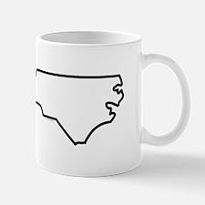 Home North Carolina-01 Mugs