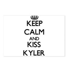 Keep Calm and Kiss Kyler Postcards (Package of 8)