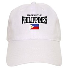 Made in the Philippines Baseball Cap