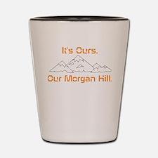 Morgan Hill Shot Glass