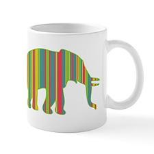 ELEPHANT COORDINATES Mug
