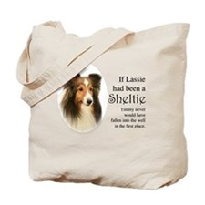 Timmy's Sheltie #2 Tote Bag