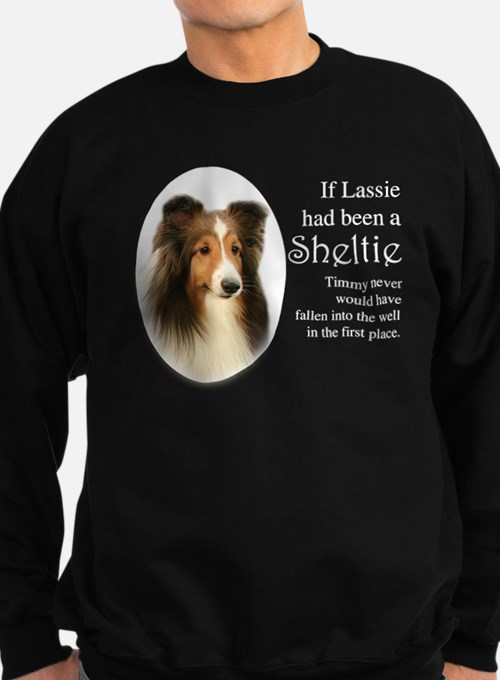 Timmy's Sheltie #2 Sweatshirt