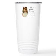 Timmy's Sheltie Travel Mug