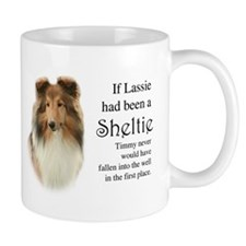 Timmy's Sheltie Mug