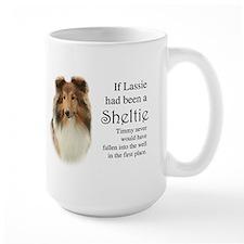 Timmy's Sheltie Mug