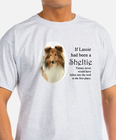 Timmy's Sheltie T-Shirt