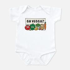 Go Veggie! Infant Bodysuit