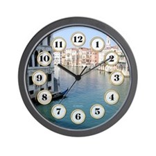 Travel Photography Wall Clock