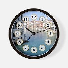 Travel Photography Wall Clock