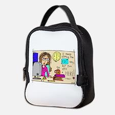 Escape Key Humor Neoprene Lunch Bag