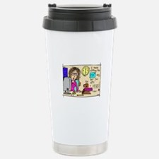 Escape Key Humor Stainless Steel Travel Mug