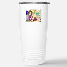 Escape Key Humor Travel Mug