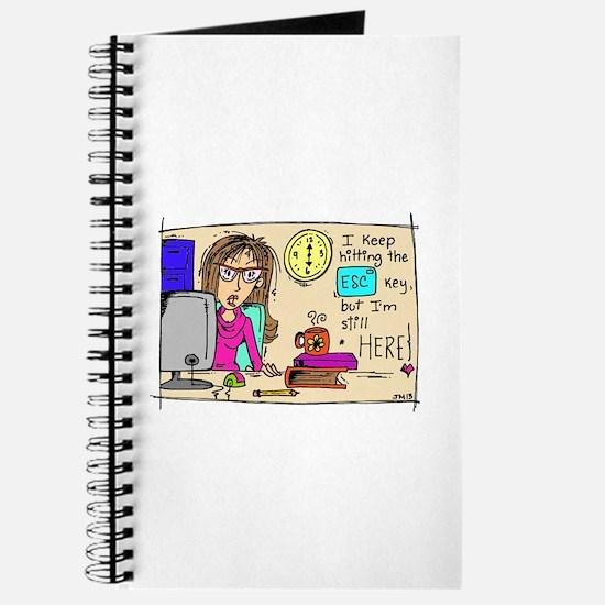Escape Key Humor Journal
