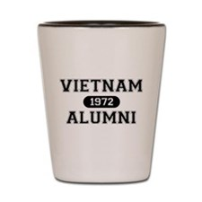 ALUMNI 1972 Shot Glass