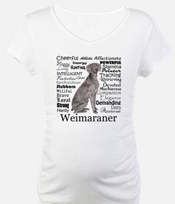 Weimaraner Traits Shirt