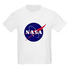 NASA Meatball Logo T-Shirt