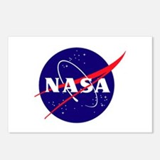 NASA Meatball Logo Postcards (Package of 8)