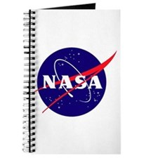 NASA Meatball Logo Journal