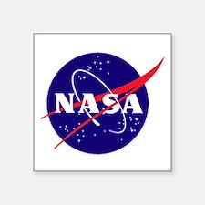 NASA Meatball Logo Sticker