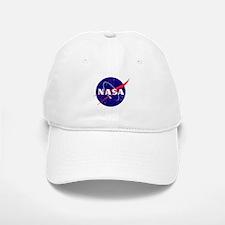 NASA Meatball Logo Baseball Baseball Baseball Cap