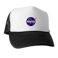 NASA Meatball Logo Trucker Hat