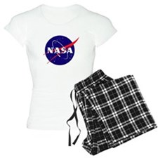 NASA Meatball Logo Pajamas