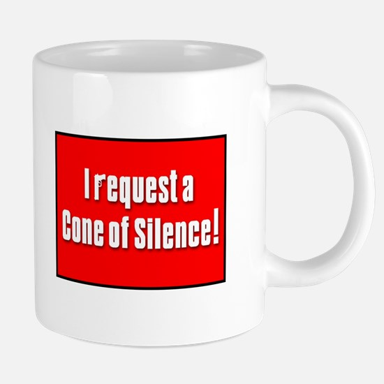 Cone of Silence Get Smart Mugs