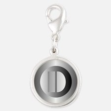 Polished Steel (D) Charms