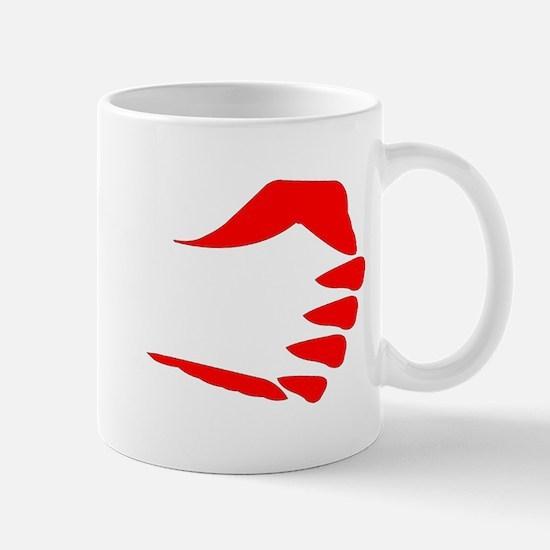Vertical Fist Mugs