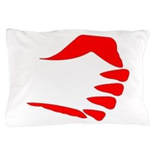Vertical Fist Pillow Case