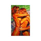 Nude women 3x5 Rugs