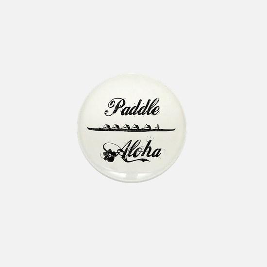Paddle Aloha Kane Mini Button