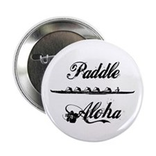 "Paddle Aloha Kane 2.25"" Button"