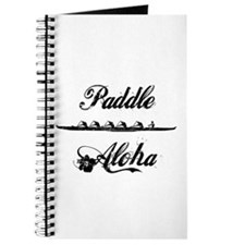 Paddle Aloha Kane Journal