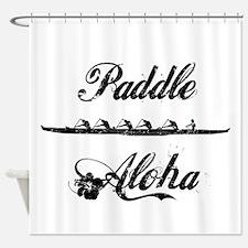 Paddle Aloha Kane Shower Curtain