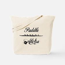 Paddle Aloha Kane Tote Bag