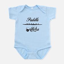 Paddle Aloha Kane Infant Bodysuit