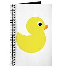 Yellow Rubber Duck Journal