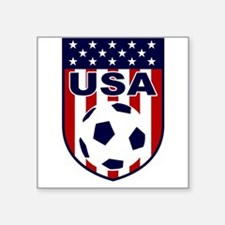 USA soccer Sticker