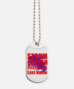 Storm Chaser Dog Tags