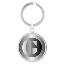 Polished Steel (G) Keychains