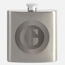Polished Steel (G) Flask