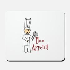 Bon Appetit! Mousepad
