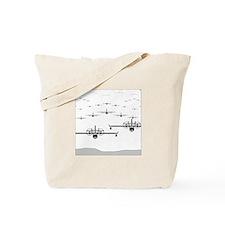 Funny La tech Tote Bag