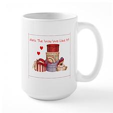 Red Hat Mug